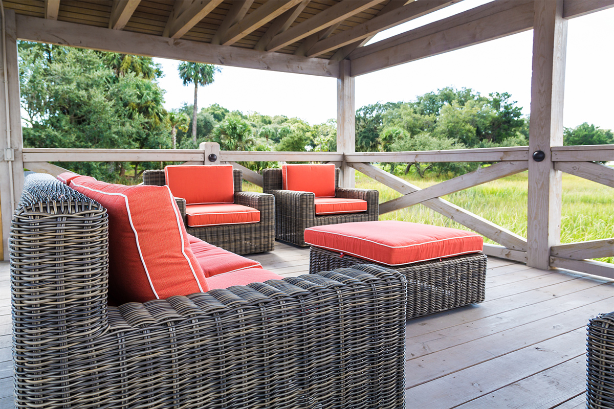 Outdoor-Upholstery